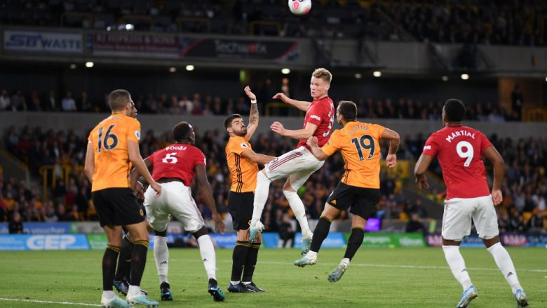 Wolves vs Manchester United (Foto: Shaun Botterill/Getty Images/Guliver)