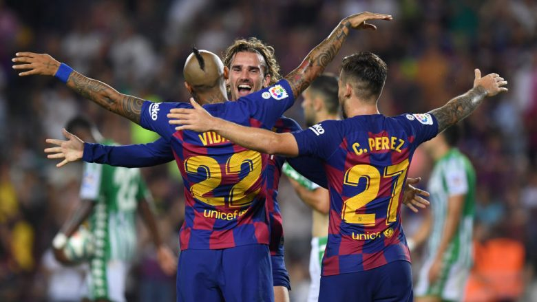 Barcelona vs Real Betis (Foto: Alex Caparros/Getty Images/Guliver)