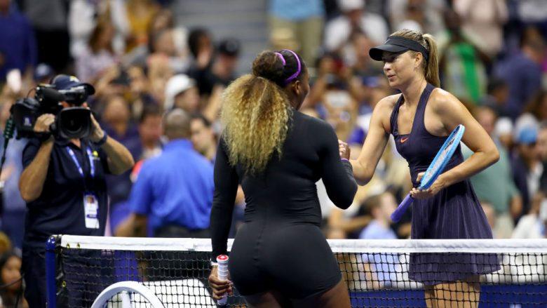Serean Williams dhe Maria Sharapova  (Foto: Clive Brunskill/Getty Images/Guliver)