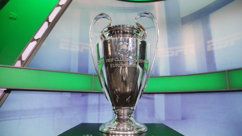 Trofeu i Ligës së Kampionëve . (Photo by Hector Vivas/Getty Images)