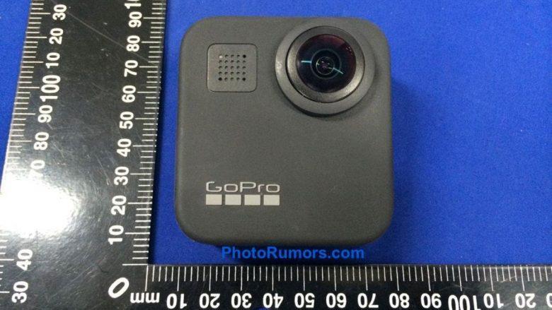 Janë shfaqur imazhet e GoPro Max, ende të pa lansuar