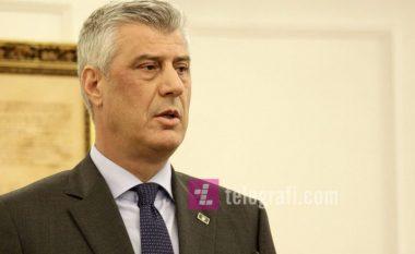 Thaçi tregon arsyet e mospjesëmarrjes në Samitin e Ohrit, ku po marrin pjesë Zaev, Rama e Vuçiq