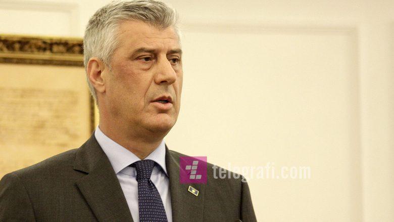 Zyrtare: Thaçi propozon Albin Kurtin si mandatar për të formuar Qeverinë