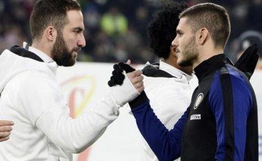 Agjenti Bozzo: Higuain para Icardit, Juve nuk ka nevojë për sulmues