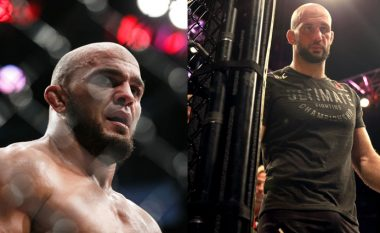Pas duelit ndaj Oezdemir, Latifi mendon të garojë në kategorinë e peshave të rënda të UFC-së