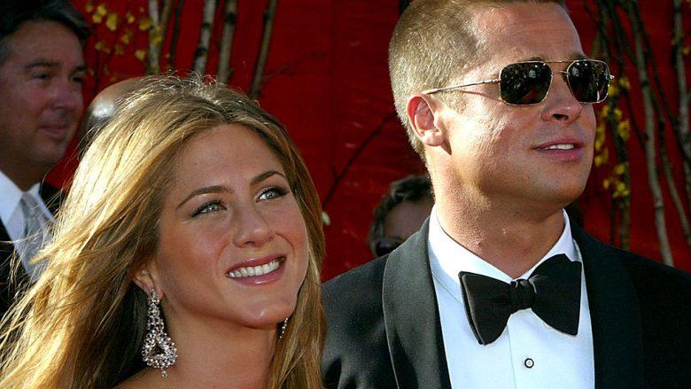 Jennifer Aniston dhe Brad Pitt (Foto: Kevin Winter/Getty Images/Guliver)