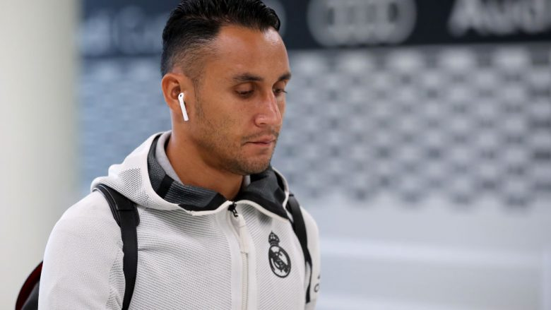 Keylor Navas (Foto: Christian Kaspar-Bartke/Getty Images for AUDI/Guliver)