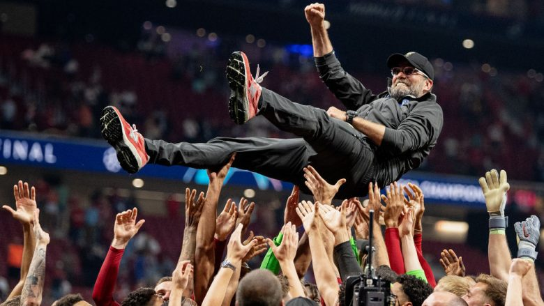 Jurgen Klopp (Foto: Matthias Hangst/Getty Images/Guliver)