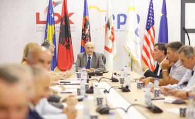 Përfundon mbledhja e Këshillit të Përgjithshëm të LDK-së, zgjidhet kryesia e re por nuk diskutohet për koalicione