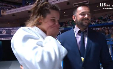 Loriana Kuka fiton medaljen e bronztë në Kampionatin Botëror në Tokio