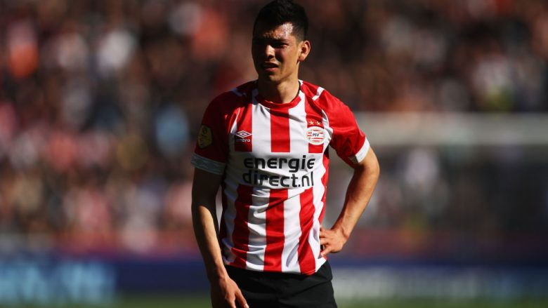 Hirving Lozano (Foto: Dean Mouhtaropoulos/Getty Images/Guliver)