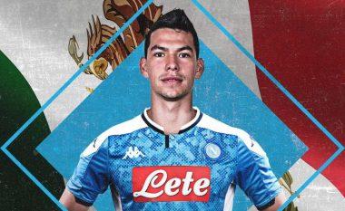 Zyrtare: Napoli nënshkruan me Lozanon, bëhet transferimi më i shtrenjtë në histori të klubit italian