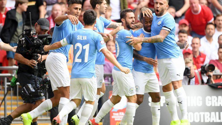 Man City vs Liverpool (Foto: Michael Regan/Getty Images/Guliver)