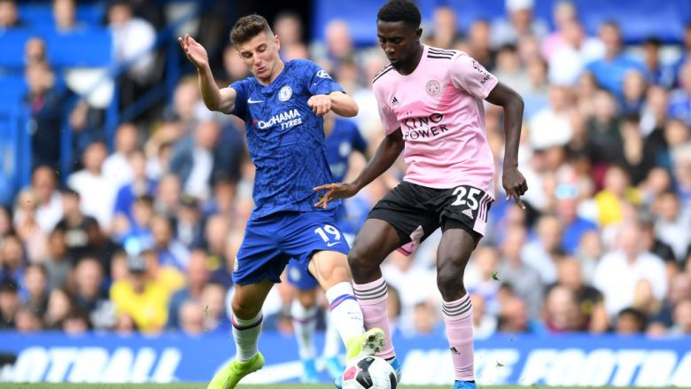 Mason Mount dhe Wilfred Ndidi (Foto: Michael Regan/Getty Images/Guliver)