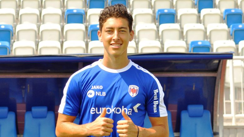 Max Rugova (Foto: FC Prishtina/Facebook)