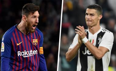 Ronaldo: Rivaliteti me Messin më ka bërë lojtar më të mirë, do të darkoja me të