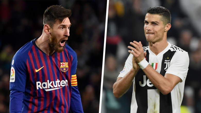 Messi dhe Ronaldo (Foto: Getty/Goal)