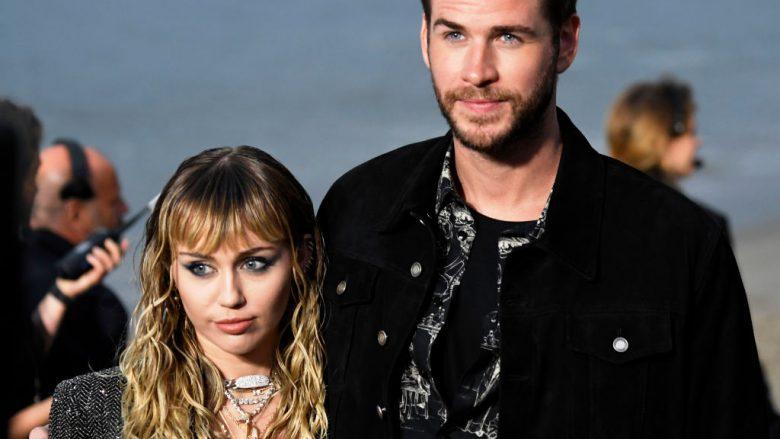 Miley Cyrus dhe Liam Hemsworth (Foto: Frazer Harrison/Getty Images/Guliver)