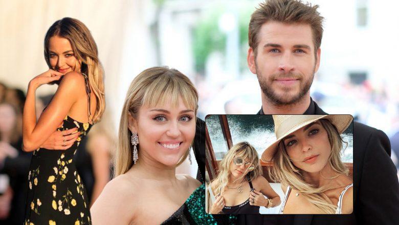 Miley Cyrus, Liam Hemsworth, Kaitlynn Carter (Fotomontazh: Getty Images/Guliver/Instagram/kaitlynn)