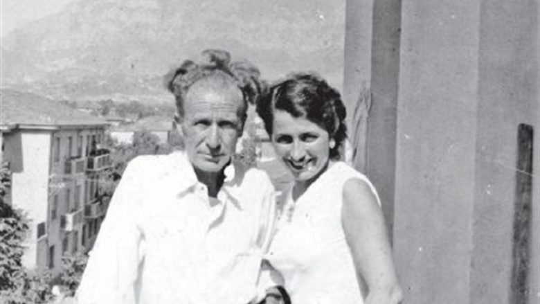 Nonda Bulka me bashkëshorten
