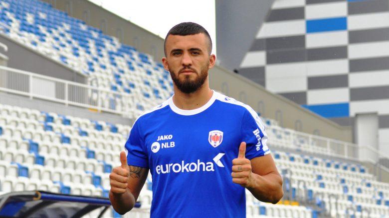 Ardit Hila (Foto: Prishtinafc.com)