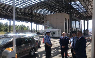 Mustafa: Serbia është fajtore për kolonat e gjata në Merdare