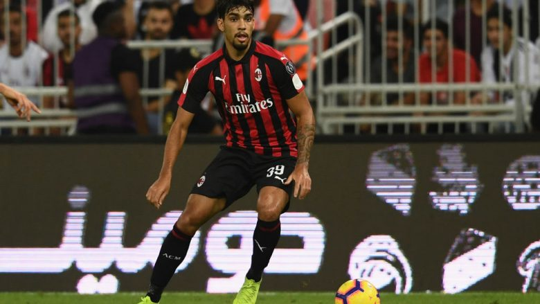 Lucas Paqueta (Foto: Claudio Villa/Getty Images for Lega Serie A/Guliver)