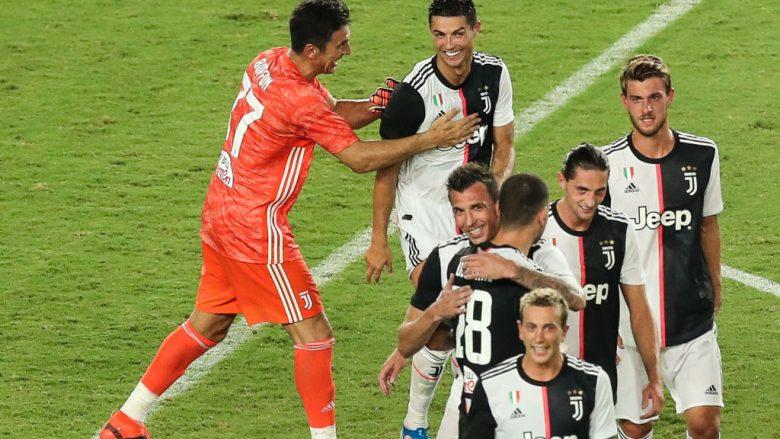 Cristiano Ronaldo - Juventus (Foto: Zhizhao Wu/Getty Images/Guliver)
