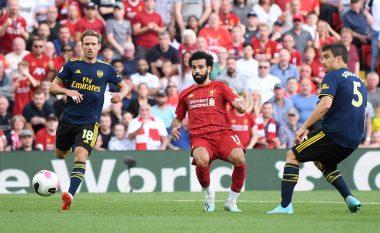 Liverpool 3-1 Arsenal, nota e Xhakës dhe të tjerëve