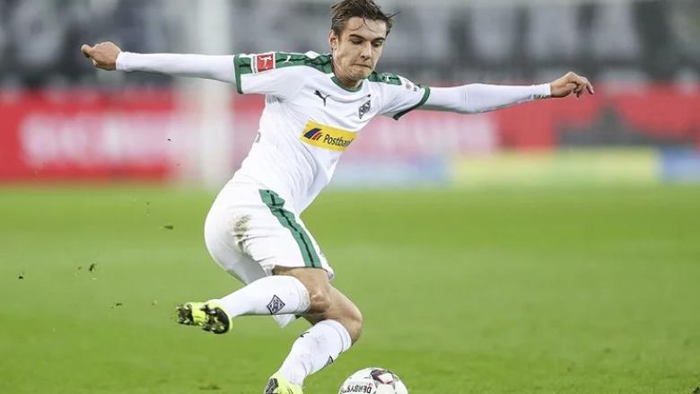 "Milan synon transferimin e Florian Neuhaus, mesfushori cilësohet si ""Leite Kaka gjerman"""