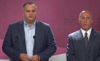 Ahmeti pas nënshkrimit të marrëveshjes me AAK-në: Jemi pretendent për të fituar zgjedhjet