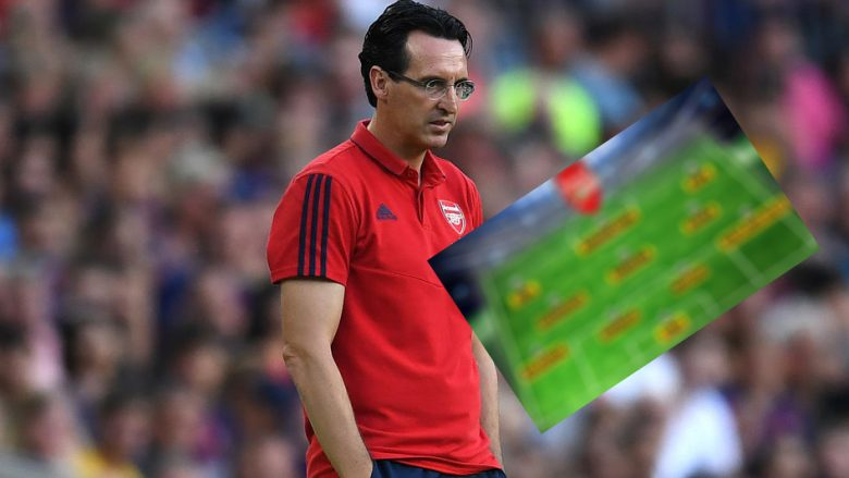 Unai Emery (Foto: Getty Images/Guliver/The Sun)