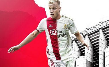 Ajaxi dhe Van de Beek thuhet se kanë pranuar ofertën e Real Madridit