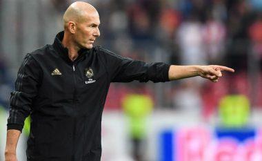 Fitimi i La Ligas është prioritet i Zidanet këtë sezon