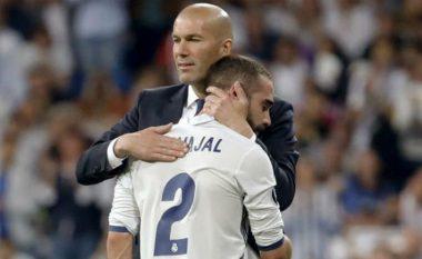 Carvajal mbështet Zidanen: Është më i përgatitur se kurrë, do të ketë sukses edhe kësaj radhe