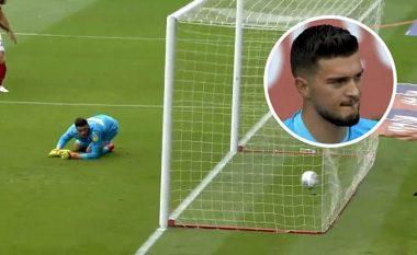 Debutim i hidhur i Aro Muriqit në Championship, dy gafa nga portieri i Kosovës