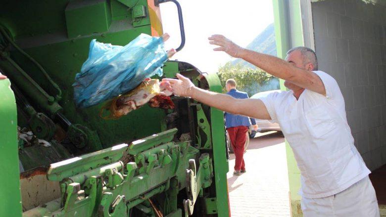 Mbi 300 mijë kg produkte ushqimore të asgjësuara sivjet