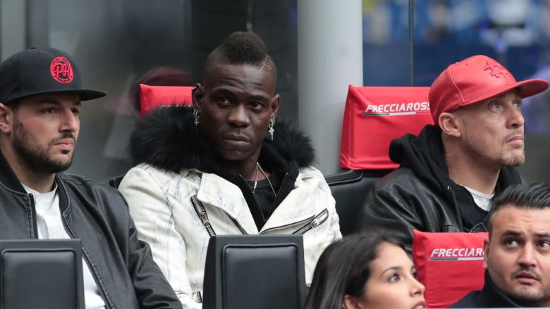 Mario Balotelli  (Foto: Emilio Andreoli/Getty Images/Guliver)