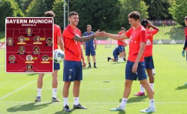 Formacioni i mundshëm i Bayernit për sezonin e ri me përforcimet e mëdha të verës - A munden Bavarezët ta fitojnë Ligën e Kampionëve?