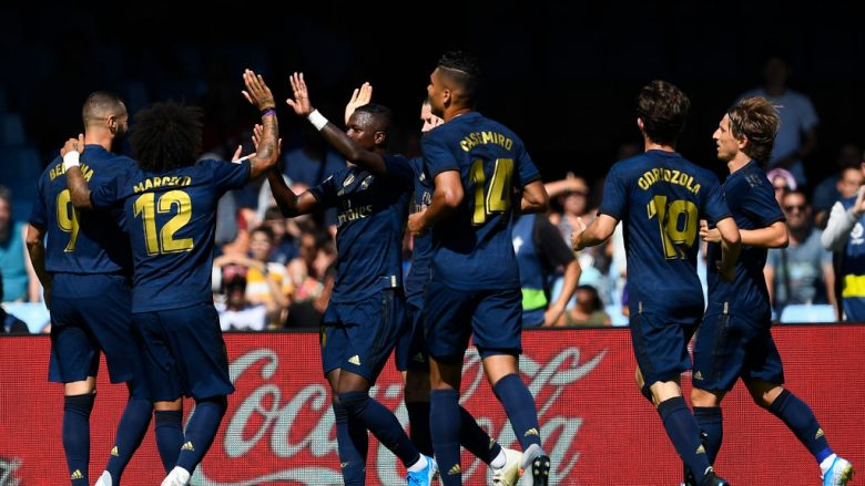 Celta Vigo vs Real Madrid (Foto: Octavio Passos/Getty Images/Guliver)