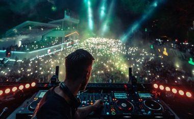 Calvin Harris: Show i çmendur në Prishtinë