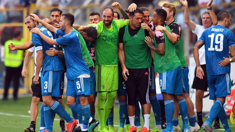 Festa e golit të Giorgio Chiellinit  (Foto: Alessandro Sabattini/Getty Images/Guliver)