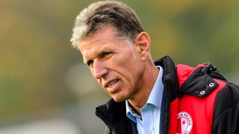 Trajneri i Çekisë para takimit me Kosovën: Ne kemi rivalë me të vërtetë sfidues