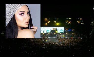 Dhurata Dora reagon pas ngjarjes tragjike në koncertin e saj në Algjeri: Jam e shkatërruar nga lajmi