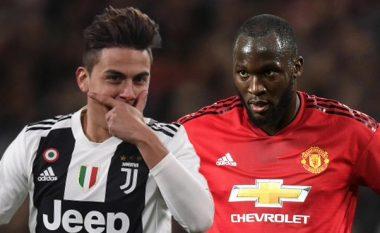 Statistikat e Dybalas dhe Lukakut: Si qëndron anëtari i United dhe ai i Juventusit me gola dhe asistime