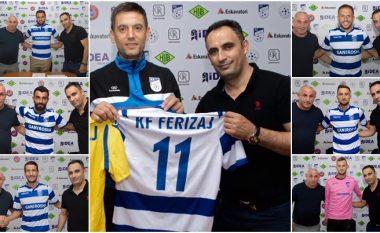Kompletohet Ferizaj: Prezanton trajnerin Bekim Isufi dhe tetë përforcime