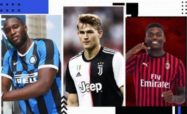Klubet italiane pritet ta thyejnë rekordin e shpenzimeve për transferime prej 1,2 miliard eurove