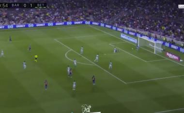 Griezmann realizon golin e parë në fanellën e Barcelonës në La Liga