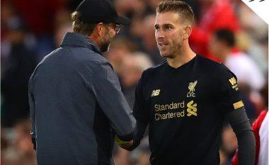 Liverpooli mbetet pa portier, Klopp konfirmon lëndimin e Adrianit gjatë festimit të Superkupës së Evropës