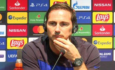 Lampard: Jam optimist, fitimi i Superkupës së Evropës do na rriste mentalitetin fitues